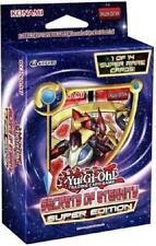 Secrets of Eternity Super Edition Pack (Yugioh) New Yugioh 3WL