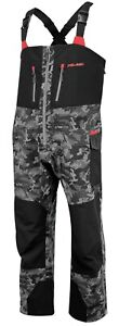 Pelagic Tempest Pro Storm Bib Pants Men's Sizes M,L,XL,XXL Black $349