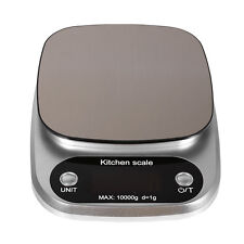 10kg/1g Precision Food Weight Electronic LCD Digital Mini Kitchen Scale Balance