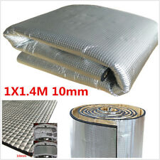 10mm Car Heat Shield Mat Auto Turbo Exhaust Muffler Hood Insulation Barrier Pad