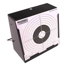 603419, Porte cible en métal avec 10 cibles cartons