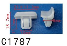 20pcs moulding Clip Fit Chrysler Jeep Cherokee 68225214AA Fastener Autobahn88