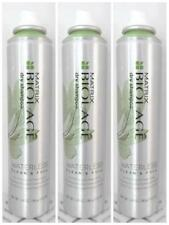 3 Matrix Biolage DRY SHAMPOO Waterless Clean & Full to Retain Body 3.4 oz Each