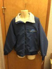 Sports Master Polar Fleece Xl Men's Blue Jacket Jl 030817 A