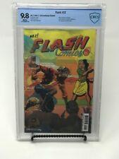 Flash #22 - The Button/ Batman - Lenticular Ed. - CBSC 9.8 (CGC, PGX) Comic