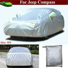 Durable Waterproof Car/SUV Cover Full Car Cover for Jeep Compass 2011-2021