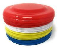 36 Bulk 7 inch Custom Printable Promotional Blank Frisbees - Flying Discs