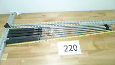5 True Temper Dynamic Gold Wedge Golf Club Shafts 355  Pullout shafts