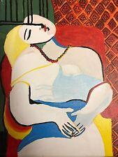 Pablo Picasso LE REVE THE DREAM Giclee