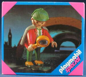 PLAYMOBIL Special 4501 - Detektiv - Sherlock Holmes - 1993 - NEU & OVP -New MISB