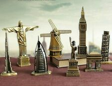 Wonder of the Architecture Popular Building Model Statue Home Office Decoration