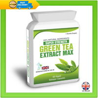 GREEN TEA EXTRACT 60 CAPSULES PLUS WEIGHT LOSS DIETING TIPS