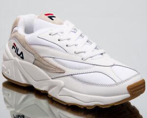 Fila Venom Low Top New Men Sneakers White Beige 2018 Lifestyle Shoes 1010255-1FG