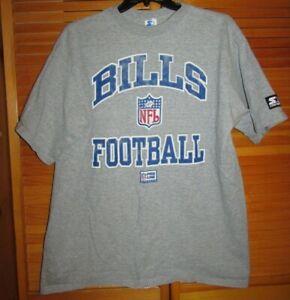 Bills Foot Ball NFL Pro Line men souvenir graphic t-shirt Sz XXL Cotton/Poly GUC
