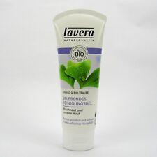(5,49/100ml) Lavera Belebendes Reinigungsgel Ginkgo Bio Traube vegan 100 ml