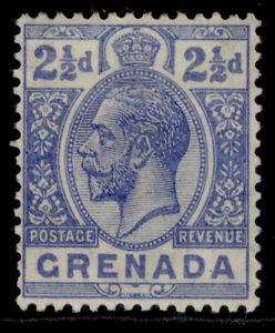 GRENADA GV SG119, 2½d bright blue, M MINT. Cat £12.