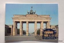 cm02  Carte Postale Maximum    BERLIN La porte de brandebourg