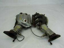 2009-2011 nissan 370z exhaust manifold set left right OEM