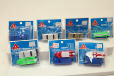 Lot 7 packages EKO Cars & Boats HO 1:87 scale misc colors