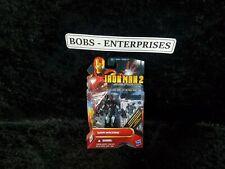 Iron Man 2 Comic Series War Machine Action Figure #38 [Cyborg] b-14