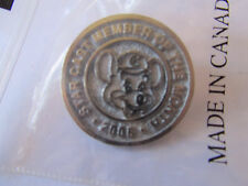 Rare 2006 Chuck E Cheese STAR CAST MEMBER OF THE MONTH Pin New In Bag