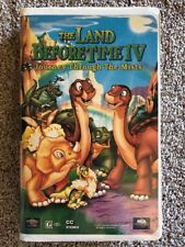 The Land Before Time IV : Journey Through The Mists  (VHS, 1995)