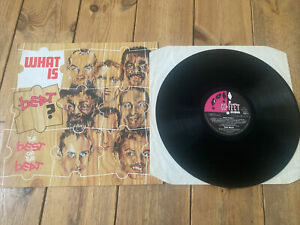 THE BEST OF THE BEAT WHAT IS BEAT? Vinyl LP BEAT6 TCBT6 1982 Go feet Excellent