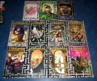 jim henson's LABYRINTH CORONATION 1 2 3 4 5 6 7 8 9 10 11 12 ARCHIA COMIC set NM