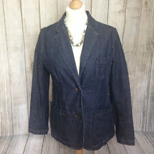 Fabulous Blue Denim GAP Jacket Size 10