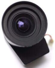 "Computar 3.5-8mm F1.4 CS Cine TV CCTV Mount TV 1/3"" Zoom Lens 4 Pin Japan"