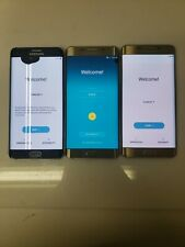 LOT OF THREE!! Samsung Galaxy S6 edge+ SM-G928 - 32GB  (Unlocked) Smartphone