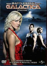 Dvd BATTLESTAR GALACTICA *** Stagione 1 Box 4 Dvd ***......NUOVO
