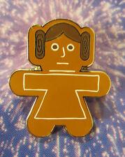 Disney Star Wars Gingerbread Mystery Box Pin Princess Leia