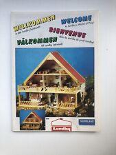 Vintage Lundby Dolls House Original Catologue Booklet