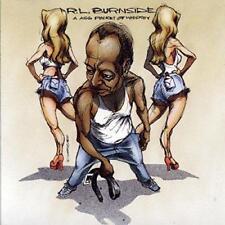 R.L. Burnside - A Ass Pocket Of Whiskey (NEW CD)