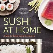 NEW Sushi at Home: A Mat-To-Table Sushi Cookbook by Rockridge Press