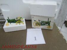 "1990 ERTL JOHN DEERE MODEL ""A"" ""PRECISION CLASSICS #1 VINTAGE BOX MEDAL PAMPHLET"