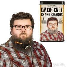 Emergency Beard Guards Cover In A Tin Gag Gift Novelty Item Prank Joke Funny