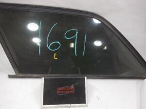 1989 Mercedes-Benz 300TE Driver Side Quarter Glass Rear 1246730310