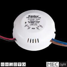 LED Konstantstrom Trafo/Netzteil 9-17,5V 700mA (6-12W) rund/Einbaudose