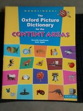 Oxford Picture Dictionary  Content Areas Monolingual Kauffman & Apple