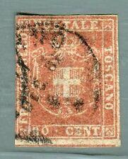 TUSCANY - 80 cent. (Sassone 22) used - fine (272535)