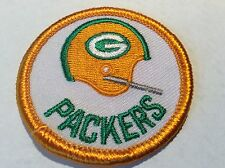 @@@@@@ VINTAGE OLD SCHOOL  LOGO PATCH,GREEN BAY PACKERS WAS $ 7.95