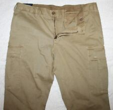 Polo Ralph Lauren Mens Boating Khaki Slim Fit Cargo Pants NEW 36 x 32