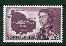Norfolk Island Single Stamps