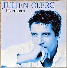 Maxi 45t Julien Clerc - Le verrou