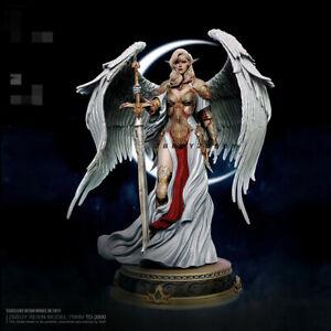 1/24 Resin Figure model kit 75mm Goddess of heaven Unassembled Unpainted