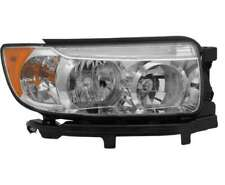 Fit For Subaru Forester 2006 2007 2008 Headlight Halogen Right Passenger (Fits: Subaru)
