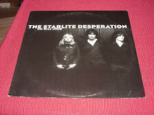 The Starlite Desperation – Go Kill Mice  US  2000  LP   EX+ vinyl