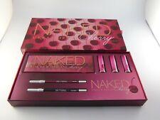 urban decay naked cherry vault twelve pieces + 2 eye + 3 lipstick us sale only